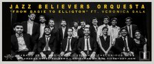 "JAZZ BELIEVERS ORQUESTA ""From Basie To Elligton"" (23/11)"