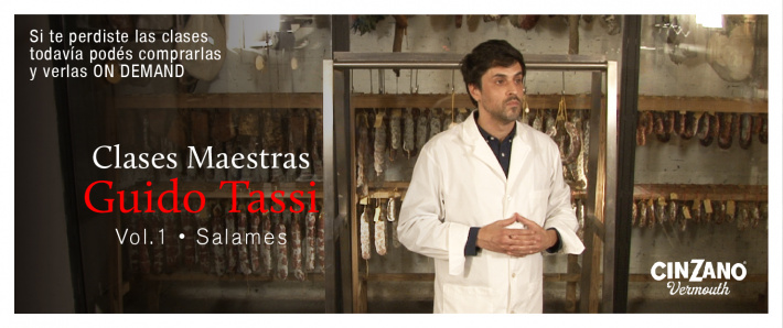 Guido Tassi - Clases Maestras | Vol. 1: Salames
