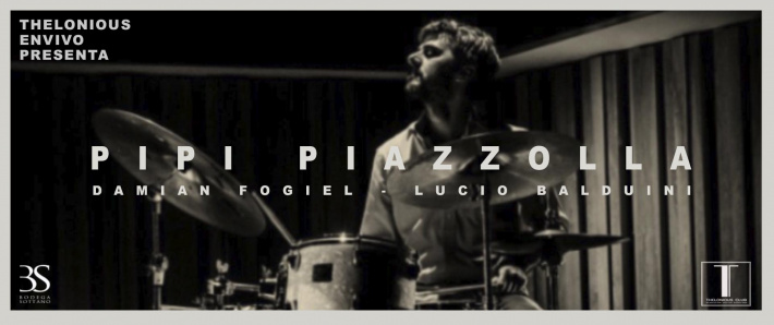 PIPI PIAZZOLLA TRÍO (28/01)