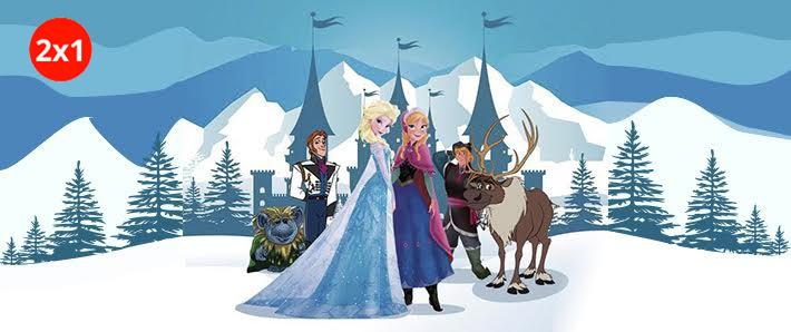 Frozen, el Imperio Helado