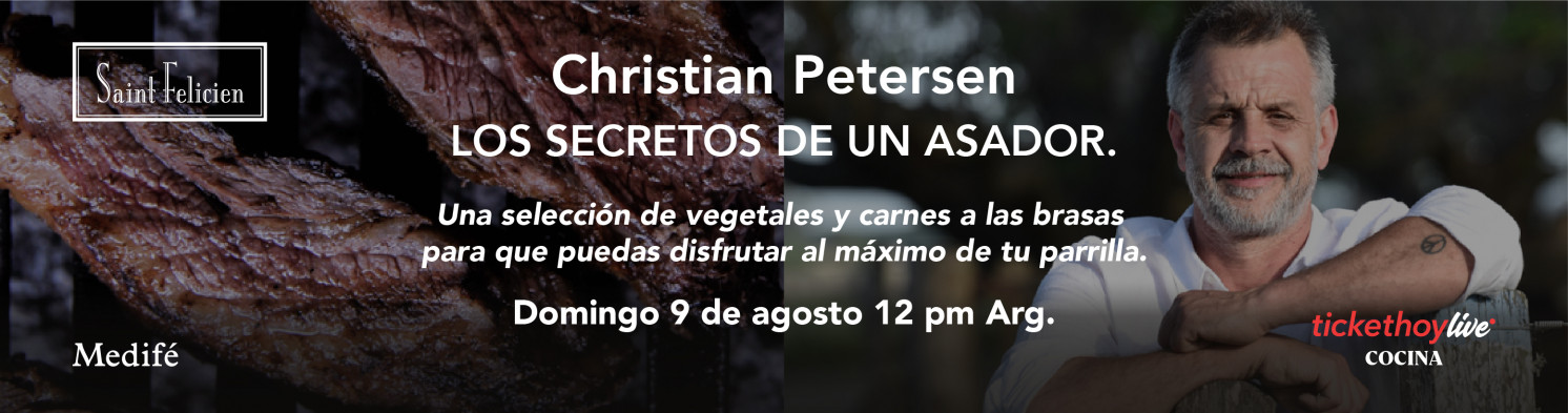 CHRISTIAN PETERSEN | CLASES MAESTRAS